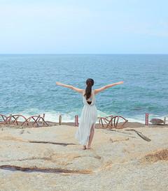 [茂名游记图片] 夏未末的夏——湾舟岛,蓝色的乐曲轻轻唱