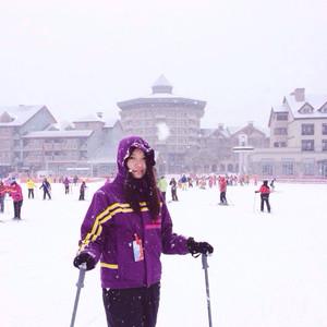 江原道游记图文-韩国洗肺之旅直播Day2-江原道滑雪