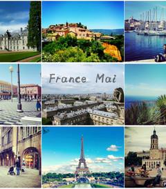 [巴黎游记图片] 火车环法16天(序):关于法国旅游的衣食住行