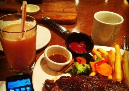 Outback Steakhouse (Causeway Bay)