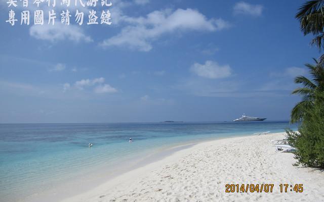 面向大海春暖花开(2014年马尔代夫班多士岛游记——超多美图事无巨细)
