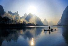 桂林山水甲天下,经典风光2日游
