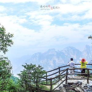 保定游记图文-最好的时光在路上,相遇最美的白石山
