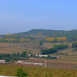 绥化游记图文-2012年秋国庆的东北之行--镜泊湖,延吉