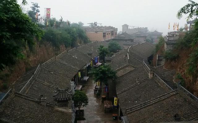 马嵬坡民俗村