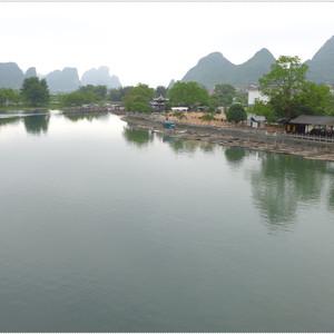 三江游记图文-醉美广西      之三江侗寨   德天瀑布   阳朔山水