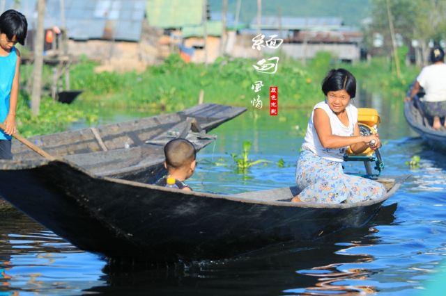 緬甸行之最美的茵萊風情
