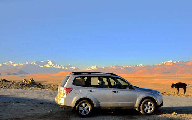 从冰城到雪域——33日西藏自驾行