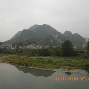 吉首游记图文-2014国庆带棠宝游湘西州边城茶峒、洪安、里耶、吉首