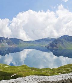 [长白山游记图片] 长白山天池——留在盛夏的一场梦