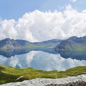 吉林市游记图文-长白山天池——留在盛夏的一场梦