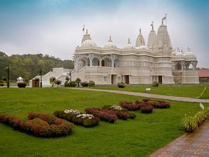 印度教寺庙旅游景点攻略图