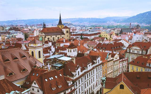 为梦想,行走中欧——捷克奥地利9日旅行摄影