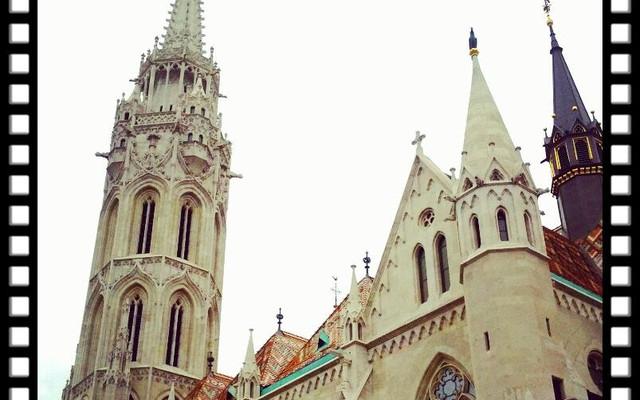 东欧匈牙利、奥地利、捷克——寻找童年印象,博览17—19世纪初建筑之旅