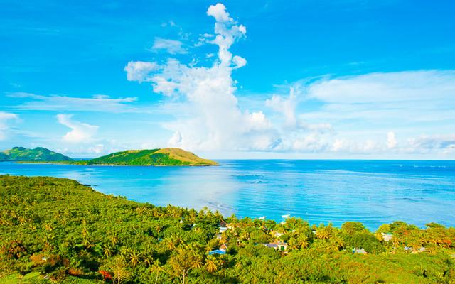 斐济可不只是蜜月地——两个男淫的斐济行~
