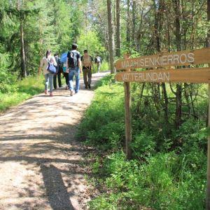 努克西奥国家公园旅游景点攻略图