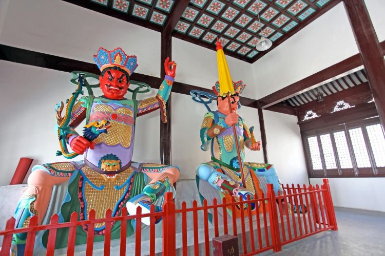 Wenshusi Temple Complex at Taiyangshan National Forest Park1