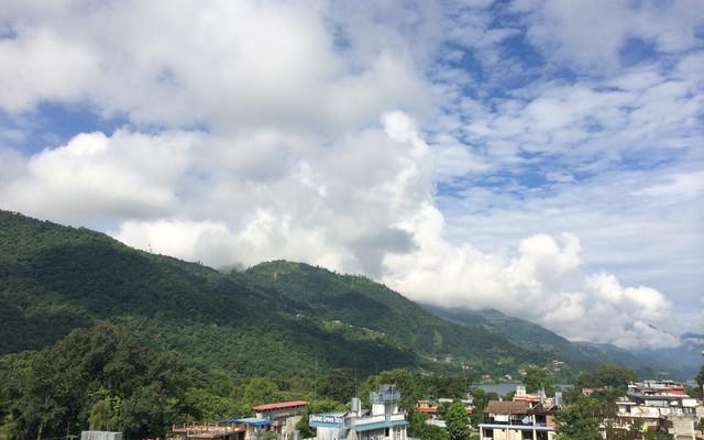 累の旅程一之游走尼泊尔