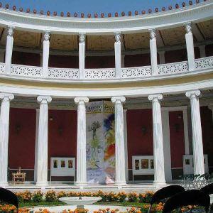 扎皮翁宫旅游景点攻略图
