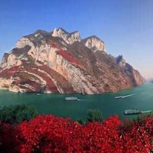 巫山游记图文-三峡:消逝的绚丽风景
