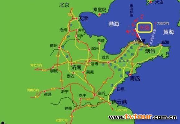 2017山东长岛旅游新攻略