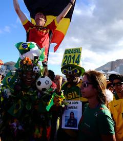 [巴西游记图片] 足球盛宴,狂欢里约