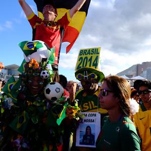 里约热内卢游记图文-足球盛宴,狂欢里约