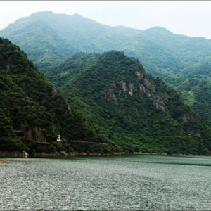 留坝游记图文-蜀道难于上青天 -- 陕西汉中褒河古栈道