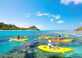 坠入斐济怀抱,感受太平洋小岛之美