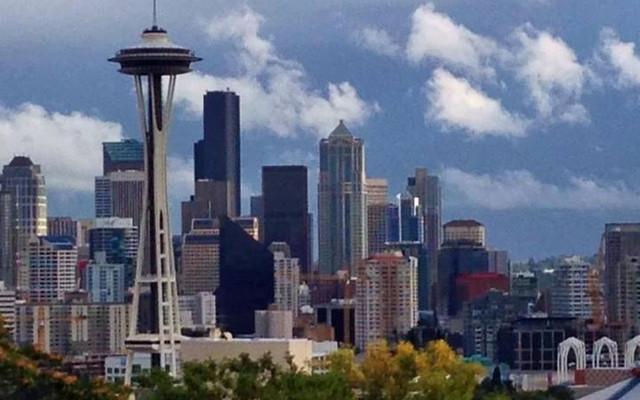 爱在西雅图 -- 归去来兮