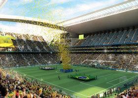 6月,让我们随世界杯齐聚巴西
