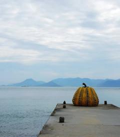 [日本游记图片] 日本艺术之旅:直岛 与文化一起生活、与艺术一起呼吸