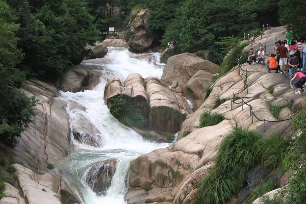 华东之行——凤凰源、翡翠谷、九龙瀑