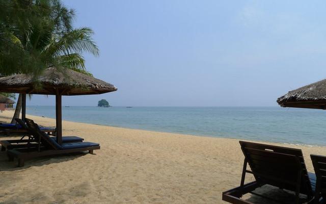 老照片 - 2010年马来西亚刁曼岛周末游
