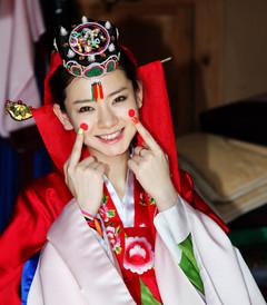 [首尔游记图片] 跟美女7V 感受韩国传统文化