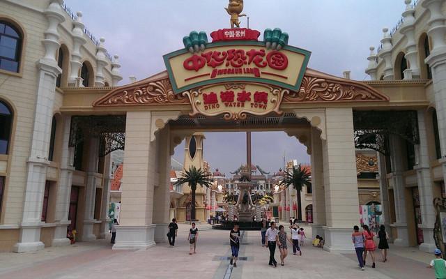 2014年8月杭州至常州、连云港、青岛自驾6日游