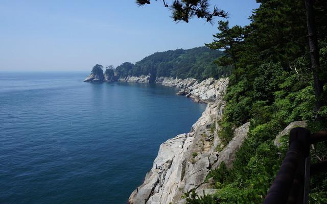 """【韩国旅游•自然美景】知心的""""只心岛"""""""