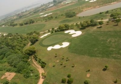 湖北紅蓮湖高爾夫球場