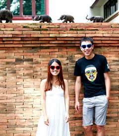 [清迈游记图片] 如果你也想来一次泰懒的重口味小清新旅行——曼谷、清迈9日