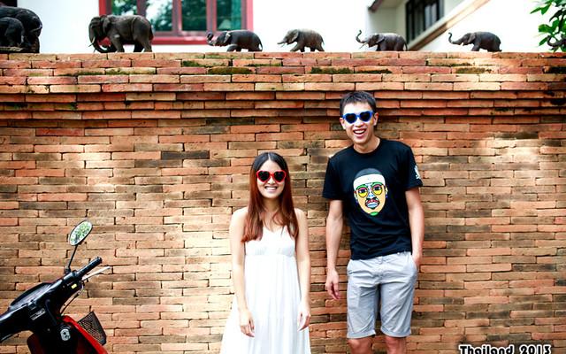 如果你也想来一次泰懒的重口味小清新旅行——曼谷、清迈9日