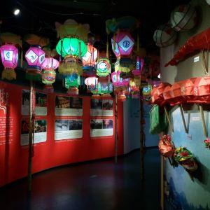 江西非物质文化遗产樟树林展示馆旅游景点攻略图
