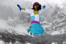 Everkid瑞士国际滑雪集训营在洛伊克巴德
