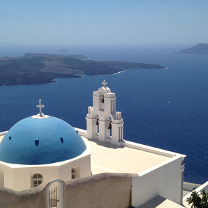 萨拉戈萨游记图文-魅力蓝色爱琴海慢生活--2014年7月南欧(希腊,西班牙)之旅