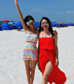 [坦帕游记图片] 【加游站】告别夏日,美东最美白沙滩-坦帕湾+清水湾 3日游