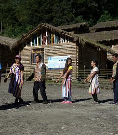 [怒江游记图片] 在独龙江对独龙族的独自探访之二——在普卡旺我亲身体验了独龙族的日常生活