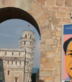 [比萨游记图片] 意大利旅游小札7 - 古老的危险的伽利略的比萨