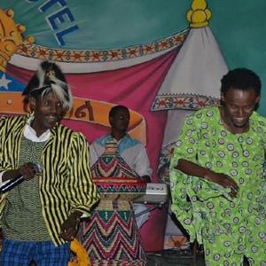 埃塞俄比亚游记图文-埃塞俄比亚居民们,夜间的娱乐活动