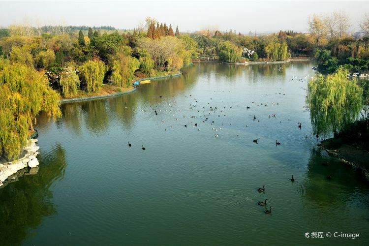 Zhuyuwan Scenic Spot1