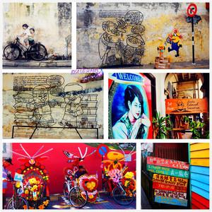马六甲州游记图文-边走边爱马来西亚:槟城马六甲吉隆坡文艺行