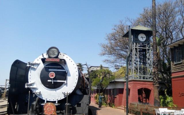非洲之傲-世界十大豪华列车体验之二